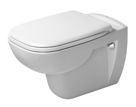 25350900922 DURAVIT D-CODE TOILET WALL MOUNTED 540