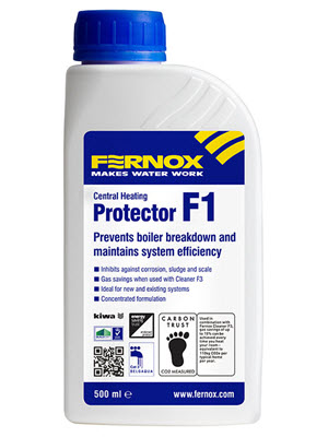 57880 FERNOX F1 - Protector 1 pint / 500ml (treats