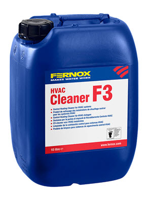 59701 FERNOX 2-1/2 GALLON SYSTEM CLEANER