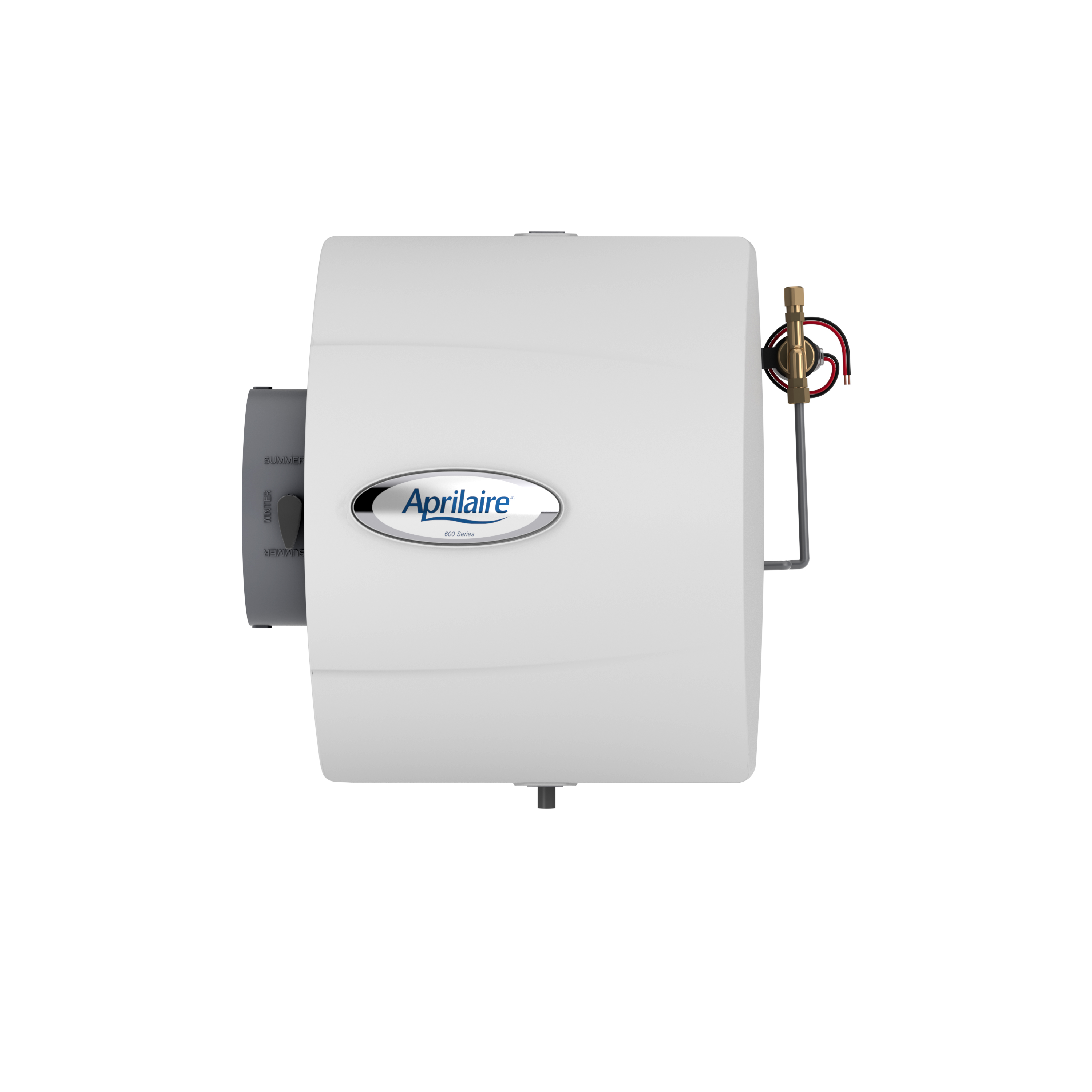 600M APRILAIRE BYPASS HUMIDIFIER WITH MANUAL CONTR