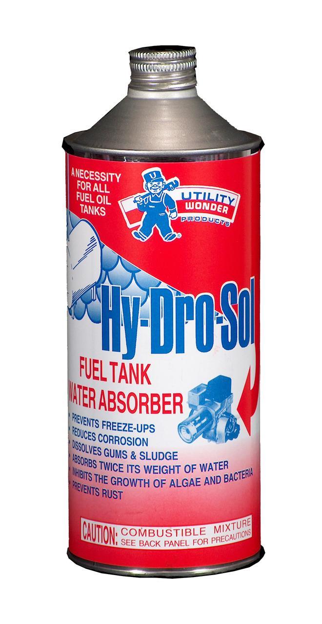 20-1020 UTILITY HYDROSOL 1 QUART FUEL TANK WATER A
