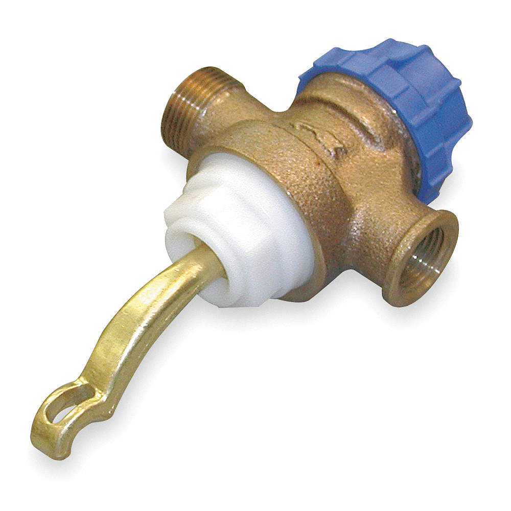 S07-066 BRADLEY WASH FOUNTAIN FOOT VALVE (replaces