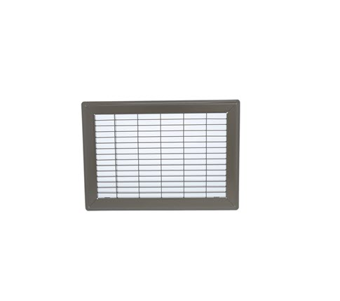 011851 HART AND COOLEY 265 4 10 GS FLOOR GRILLE