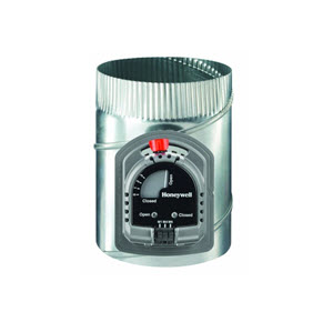ARD8TZ HONEYWELL 24V AUTOMATIC ROUND DAMPER (NORMA