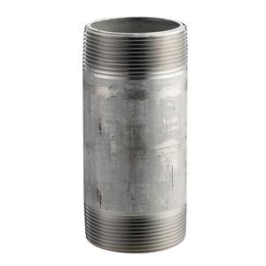 1-1/4x4inch 316/L-40 SS NIPPLE ASTM A733