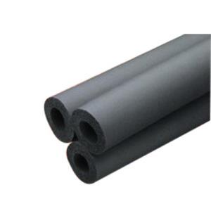 1-1/8inch ID x 1inch THICK ARMAFLEX UNSLIT PIPE IN