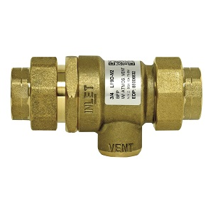 1/2inch LF9D-M3 WATTS BACKFLOW PREVENTER WITH ATMO