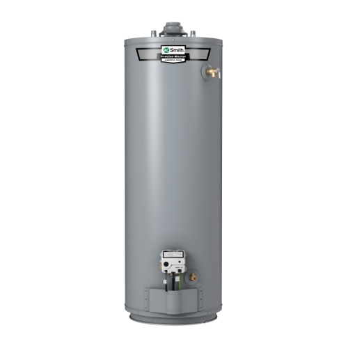 HWRL50 AO SMITH 50GAL 8YR PROLINE MASTER SHORT GAS