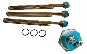 *100110524 AO SMITH 12kw 208volt CONVERSION KIT FOR DRE COMMERCIAL ELECTRIC WATER HEATERS INCLUDES 3 ELEMENTS OLD# 9005589105