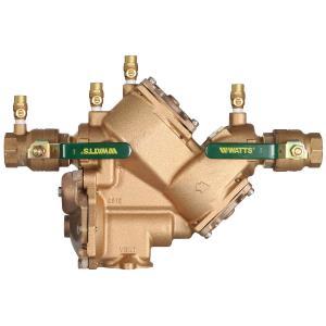 1-1/2inch WATTS LF909M1-QT LEAD FREE REDUCED PRESS