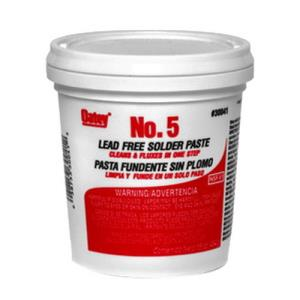 30041 OATEY NO.5 PASTE FLUX 1LB.