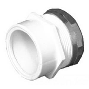 1-1/2inch 103-X PVC DWV MALE TRAP ADAPTER WITH WAS