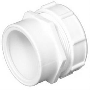 1-1/2inch 103-P PVC DWV MALE TRAP ADAPTER WITH WAS