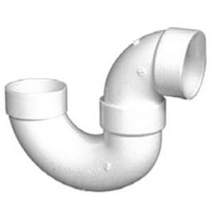 1-1/2inch 706-X PVC DWV P TRAP LESS CLEANOUT SOLVE