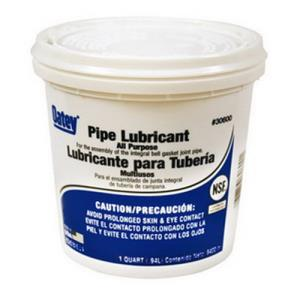 30600 OATEY 32OZ PIPE LUBE 1 QUART