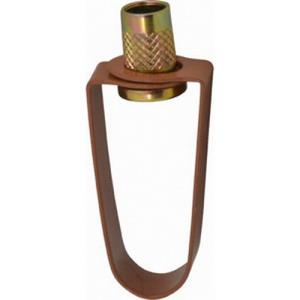 1-1/2inch COPPER EMLOK SWIVEL RING HANGER 310CTI01