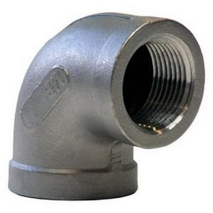1-1/2inch 150# T304 SS 90 ELBOW