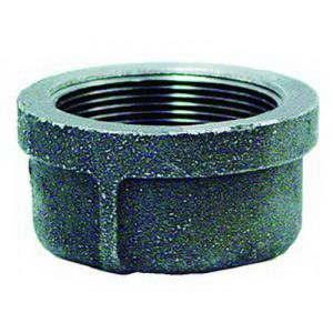 1-1/2inch GALV CAP DOM