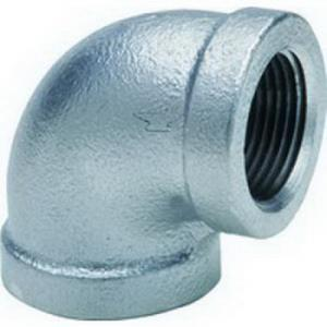 1-1/2inch GALV 90 ELBOW DOMESTIC