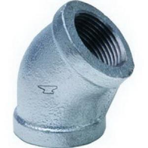 1-1/2inch GALV 45 ELBOW DOMESTIC