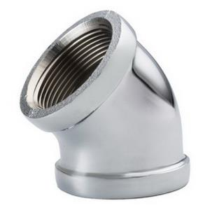 3/8inch CP 45 ELBOW