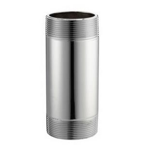 1/2x4-1/2inch CHROME PLATED NIPPLE