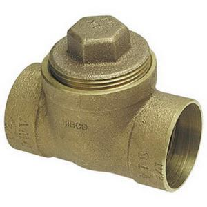 1-1/2inch 814 COPPER DWV TEST TEE WITH PLUG