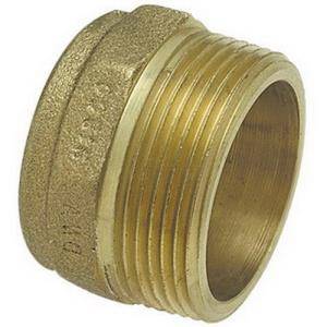 1-1/2inch 804 COPPER DWV MALE ADAPTER