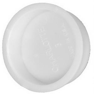 1-1/2inch 131 PVC DWV WHITE TEST CAP