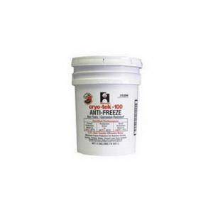 35284 HERCULES 5gallon CRYO-TEK -100 ANTI FREEZE,C