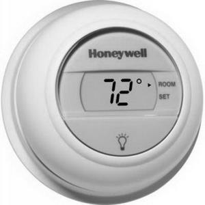 T8775A1009 HONEYWELL ROUND DIGITAL HEATING ONLY TH