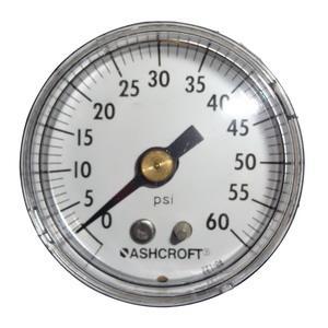 1-1/2inch W1005-01L 0-60# ASHCROFT 1/8 LOWER CONNE