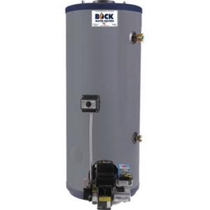 33E BOCK 30gallon LOW BOY OIL FIRED WATER HEATER T