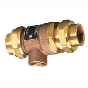 3/4inch 9DS MS WATTS SWEAT BACKFLOW PREVENTER WITH