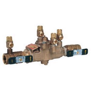 3/4inch 009M3QT-S WATTS REDUCED PRESSURE BACKFLOW