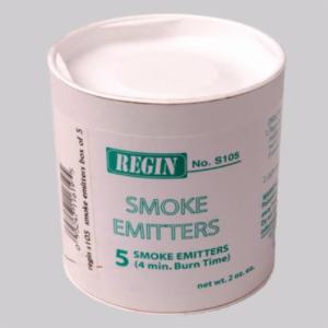 14340 DIVERSITECH 5-PK SMOKE CARTRIDGE 1200 CUBIC