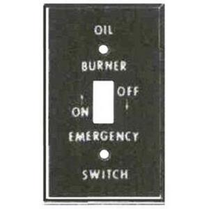 2-3/16 X 4-1/16 41005 OIL BURNER EMERGENCY SHUT OF