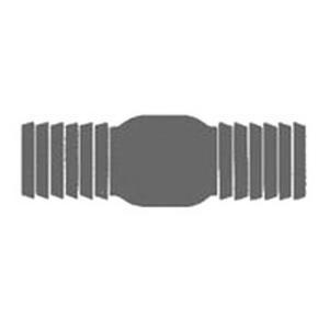 1/2inch B10-1/2 BRASS INSERT COUPLING