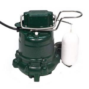 53-0001 ZOELLER M-53 MIGHTY MATE SUMP PUMP 1-1/2in