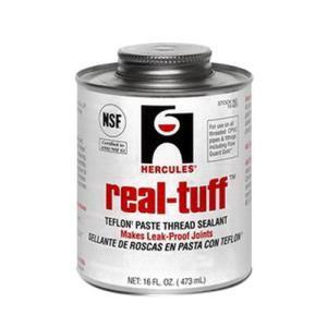 15625 HERCULES 1pint REAL-TUFF PTFE LEAD FREE MULT