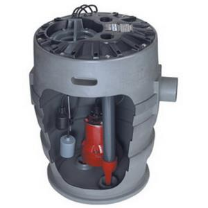 P372LE41 LIBERTY SEWAGE PUMP PACKAGED SYSTEM 4/10h