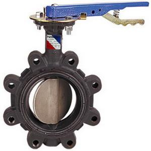 2-1/2inch LUG BUTTERFLY VALVE 200# DI NIBCO LD2000
