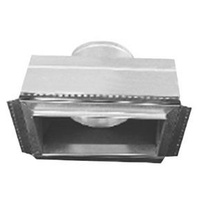 503-888 ACME (503) INSULATED CEILING BOX WITH FLAN