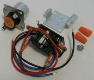 REZNOR 209184 REPLACEMENT FAN CONTROL KIT XA150 UN