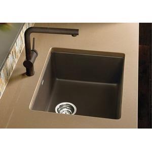 515652 BLANCO PRECIS CAFE BROWN BOWL 20-3/4in.x18i