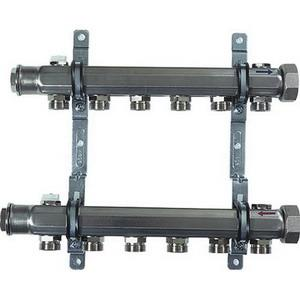 *4-OUTLETS STAINLESS MANIFOLD VALVELESS 16502 VIEG