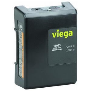 18033 VIEGA PUMP AND BOILER RELAY 120VAC + INTERNA