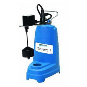 ST51AV GOULDS SUBMERSIBLE SUMP/ EFFLUENT PUMP 1/2H