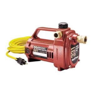 331 LIBERTY PORTABLE TRANSFER PUMP 1/2HP 3/4inch B