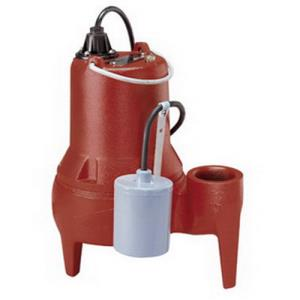 LE41A LIBERTY 4/10HP 2inch SOLIDS HANDLING SEWAGE